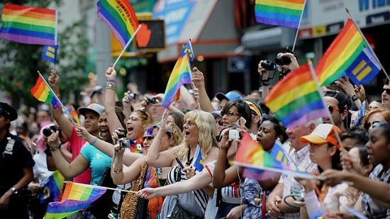 Gay-Pride Parade